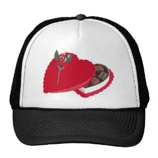 Valentine Chocolates Cap