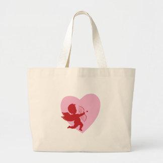 Valentine Cupid Tote Bag