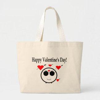 Valentine Cupid Canvas Bags