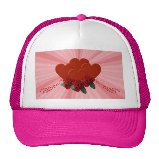 VALENTINE DESIGNS CAP
