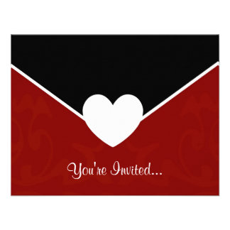Valentine Envelope Personalized Announcement