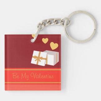 Valentine Everyday Key Ring