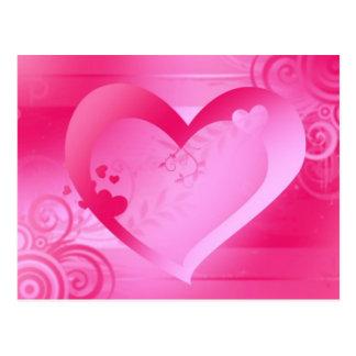 Valentine Gift Postcard