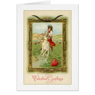 Valentine Greetings 1 Card