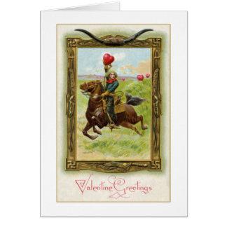 Valentine Greetings 4 Card