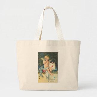 Valentine Greetings Cupid Bags