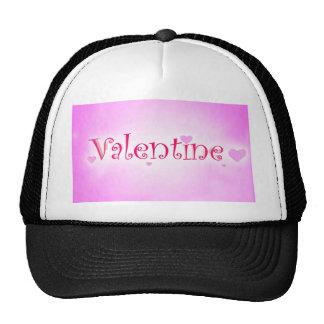 Valentine Mesh Hat