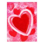Valentine Heart by VictoriaShaylee Postcards