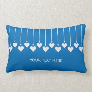 Valentine Heart custom color throw pillow Throw Cushions