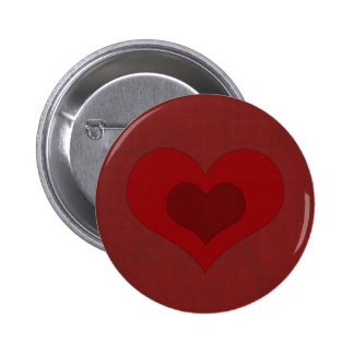 Valentine heart pins