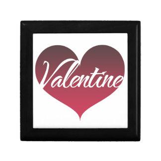 Valentine Heart Trinket Boxes