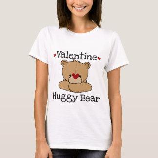 Valentine Huggy Bear Spaghetti Tank Top