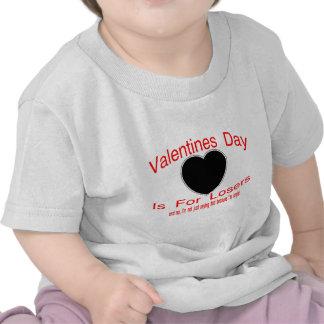 Valentine Loser Tee Shirts
