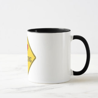 Valentine Love Crossing Mug