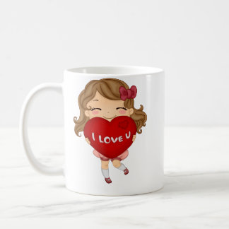 Valentine Minny Mug