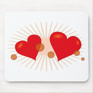 Valentine Mouse Pads