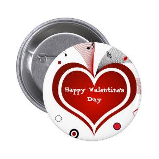 Valentine Novelty Button