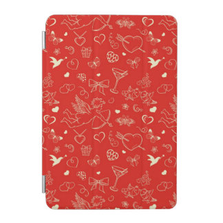 Valentine Pattern 2 iPad Mini Cover
