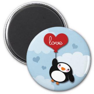 Valentine PENGUIN - magnet