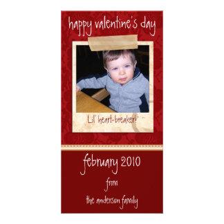 Valentine Polaroid Photo Cards