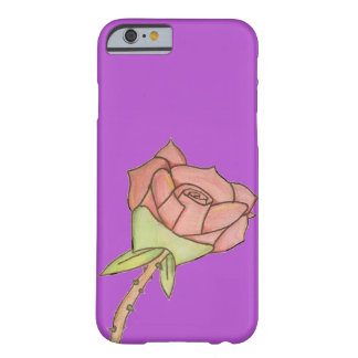 Valentine Rose Barely There iPhone 6 Case
