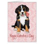 Valentine Rose Berner Greeting Card