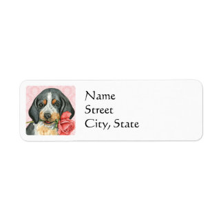Valentine Rose Bluetick