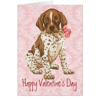 Valentine Rose GSP Card