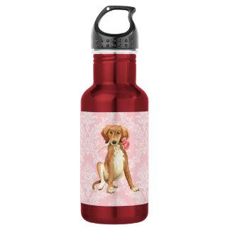 Valentine Rose Saluki 532 Ml Water Bottle