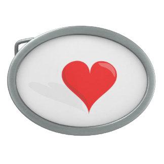 Valentine's Day Belt Buckle