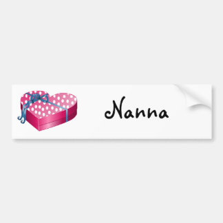 Valentine s Day Candy Bumper Stickers