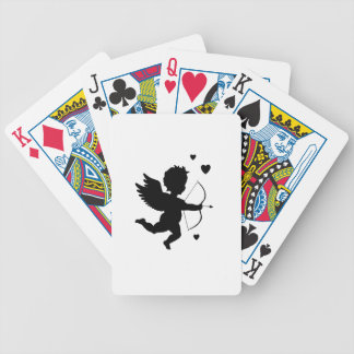 Valentine s Day Cupid Poker Deck