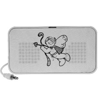 Valentine s Day Cupid Portable Speakers