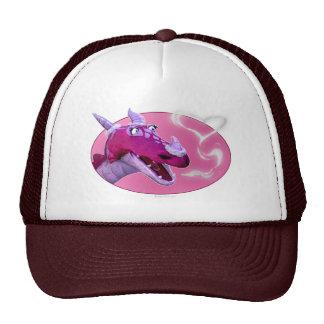 Valentine s Day Dragon Trucker Hat