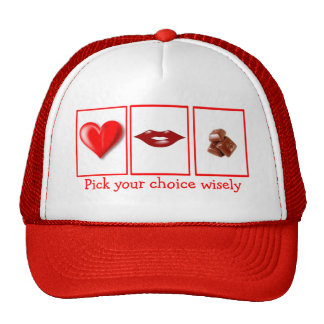 Valentine's Day funny Hat