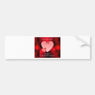 Valentine s Day Keepsakes Bumper Stickers