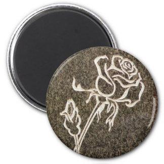 Valentine's Day Rose Magnet