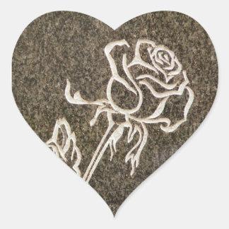 Valentine's Day Rose Sticker