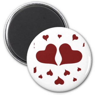 Valentine sday magnets