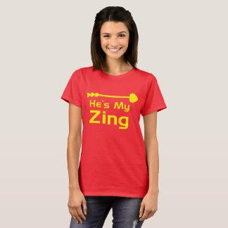 Valentine Shirt My Zing Women Version