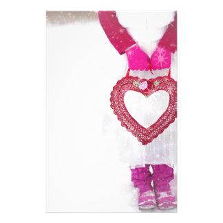 Valentine Special Customised Stationery