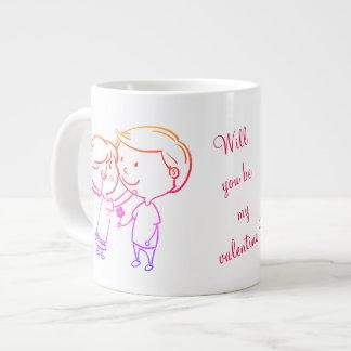 Valentine Special Jumbo Mug