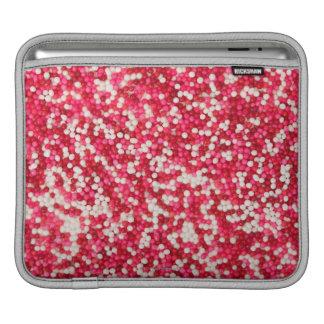 Valentine Sprinkles iPad Sleeve