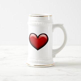Valentine Stein Beer Steins