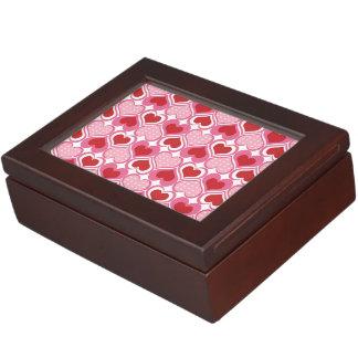 Valentine Sweethearts Keepsake Box