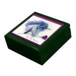Valentine Unicorn Jewelry Box