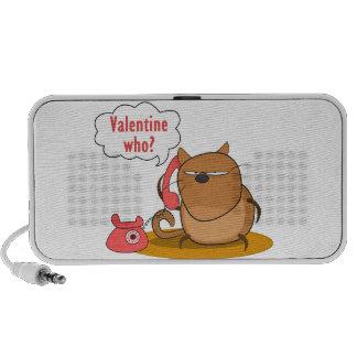 Valentine Who Mini Speaker