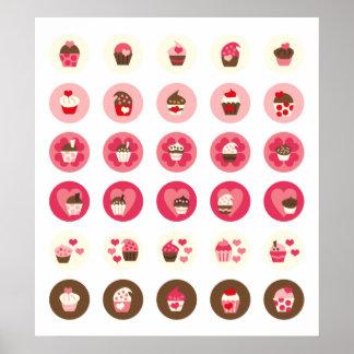 ValentineCupcake1 Poster
