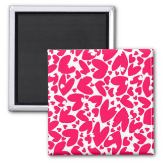 Valentines 4 2014 2 inch square magnet
