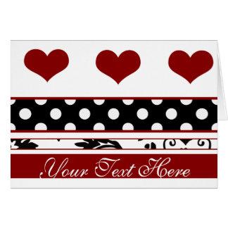 Valentines Anniversary Love Card